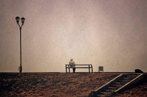 puisi kesepian